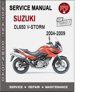 Suzuki DL650 V-Storm 2004-2009