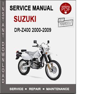 Suzuki DR-Z400 2000-2009