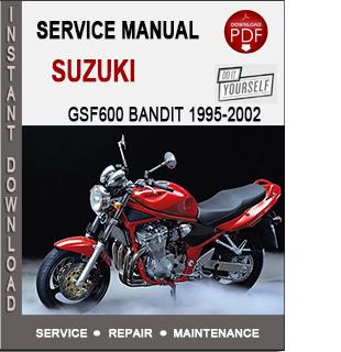 Suzuki GSF600 Bandit 1995-2002