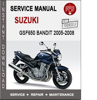 Suzuki GSF650 Bandit 2005-2008