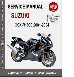 Suzuki GSX-R1000 2001-2004