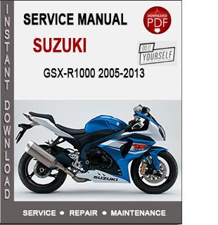 Suzuki GSX-R1000 2005-2013