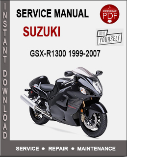 Suzuki GSX-R1300 Hayabusa 1999-2007