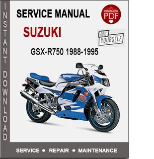 Suzuki GSX-R750 1988-1995