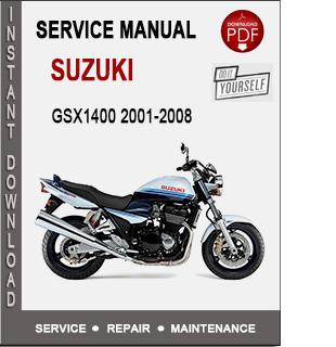 Suzuki GSX1400 2001-2008