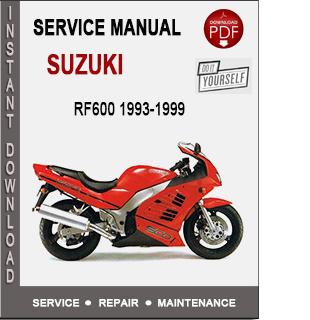 Suzuki RF600 1993-1999