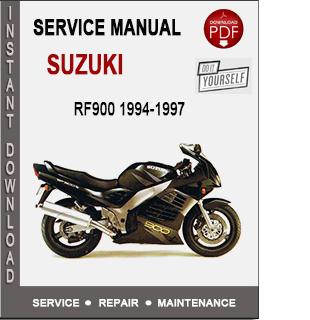 Suzuki RF900 1994-1997