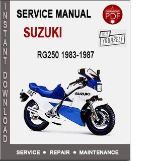 Suzuki RG250 1983-1987