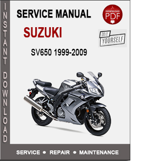 Suzuki SV650 1999-2009
