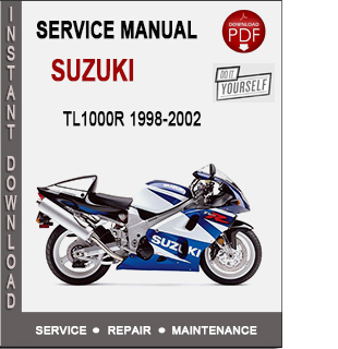 Suzuki TL1000R 1998-2002