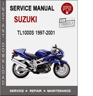 Suzuki TL1000S 1997-2001