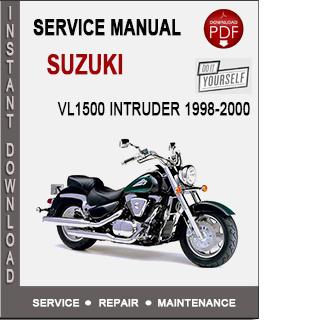 Suzuki VL1500 Intruder 1998-2000
