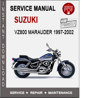 Suzuki VZ800 Marauder 1997-2002