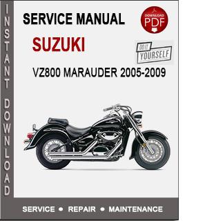Suzuki VZ800 Marauder 2005-2009