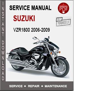 Suzuki VZR1800 2006-2009