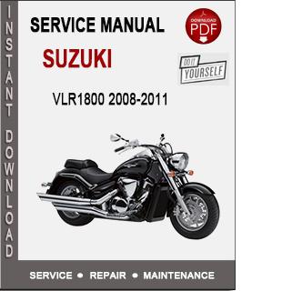 Suzuki Vlr1800 2008-2011