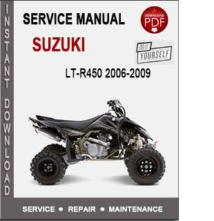 Suzuki LT-R450 2006-2009