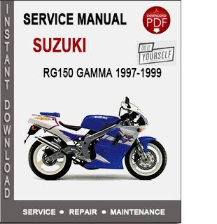 Suzuki RG150 Gamma 1997-1999