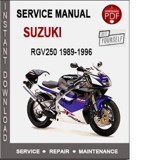 Suzuki RGV250 1989-1996