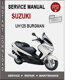 Suzuki UH125 Burgman